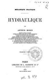 Mécanique pratique: Hydraulique