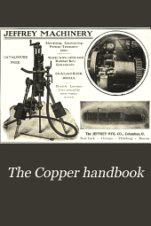 The Copper Handbook: Volumes 4-5