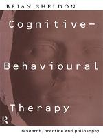 Cognitive Behavioural Therapy PDF