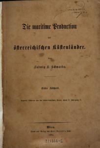 Die maritime Production der   sterr  K  stenl  nder PDF