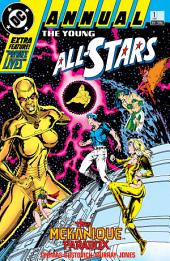Young All-Stars Annual (1988-1988) #1
