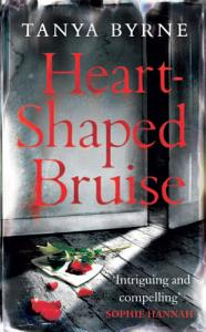 Heart Shaped Bruise Book