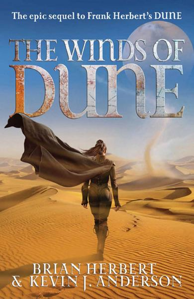 Download The Winds of Dune Book