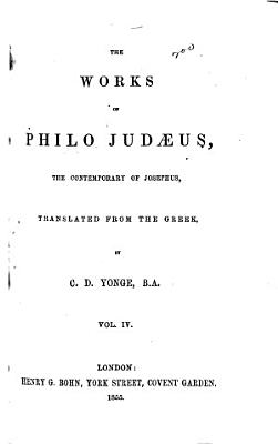 The Works of Philo Jud  us PDF