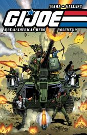 G.I. Joe: A Real American Hero Vol. 10