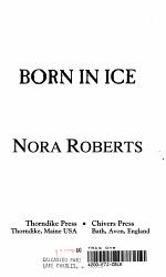 Born in Ice