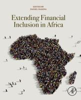 Extending Financial Inclusion in Africa PDF