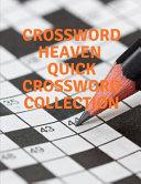 Crossword Heaven  Quick Crossword Collection PDF