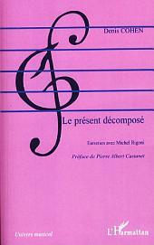 Le présent décomposé: Entretien avec Michel Rigoni