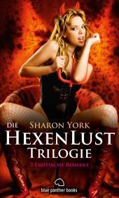 Die HexenLust Trilogie   3 Erotische Romane: Die Hexen beschützen die Menschheit vor Vampiren, Dämonen & Magiern ...