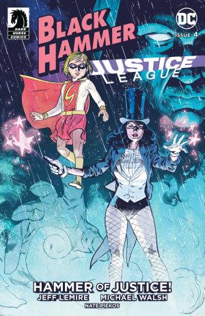 Black Hammer Justice League  Hammer of Justice   4