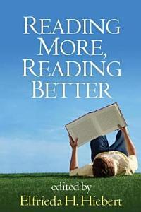 Reading More  Reading Better PDF