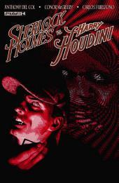 Sherlock Holmes vs. Harry Houdini #4