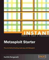 Instant Metasploit Starter