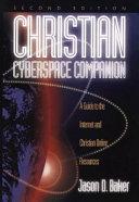 Christian Cyberspace Companion PDF