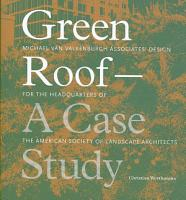 Green Roof   A Case Study PDF