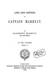 Life and Letters of Captain Marryat: In 2 voll, Volume 1
