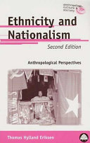 Ethnicity and Nationalism