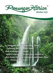 Renungan Harian®: Oktober 2016