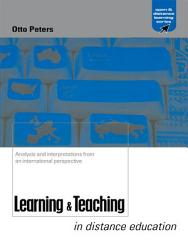 Learning And Teaching In Distance Education Book PDF