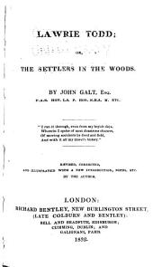 Lawrie Todd: Or the Settlers in the Woods