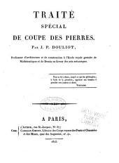Cours élémentaire, théorique et pratique, de construction: Volume3
