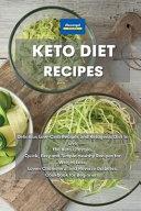 Keto Diet Recipes PDF