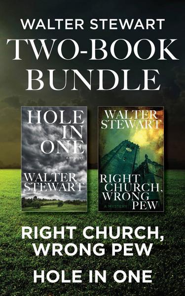 Download Walter Stewart Two Book Bundle Book