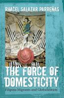 The Force of Domesticity PDF