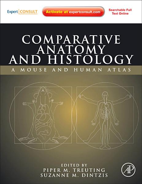 Download Comparative Anatomy and Histology Book