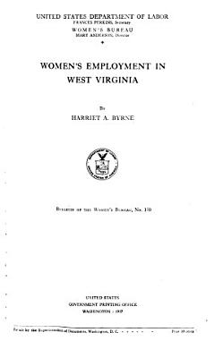 The Legal Status of Women in the United States of America  January 1  1938