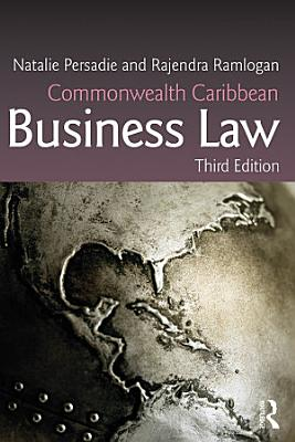 Commonwealth Caribbean Business Law PDF