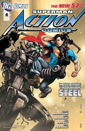 Action Comics (2011- ) #4