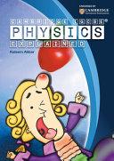 Cambridge IGCSE Physics Explained PDF