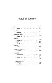 Reports from Her Majesty's Consuls on the Manufactures, Commerce, &c. of Their Consular Districts: Volume 36