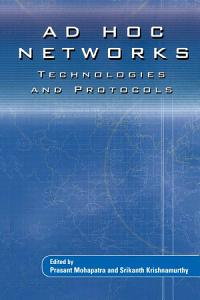AD HOC NETWORKS Book