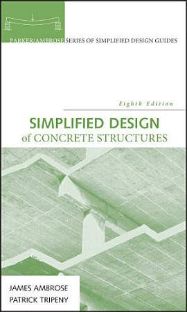 Simplified Design of Concrete Structures PDF