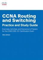 Ccna Routing and Switching PDF