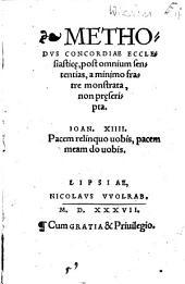 Adhortatiuncula, Ut Vocetur Concilium, ad Archiepiscopum Moguntinensem &c