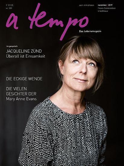 a tempo   Das Lebensmagazin PDF