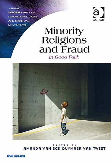 Minority Religions and Fraud PDF