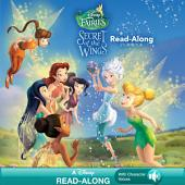 Tinker Bell: The Secret of the Wings Read-Along Storybook