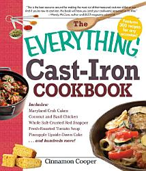 The Everything Cast Iron Cookbook Book PDF