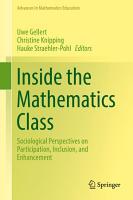 Inside the Mathematics Class PDF