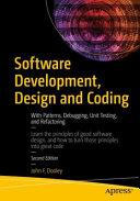 Software Development  Design and Coding PDF