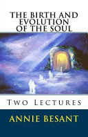 The Birth and Evolution of the Soul PDF
