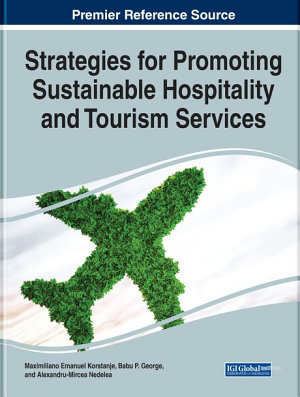 Strategies for Promoting Sustainable Hospitality and Tourism Services