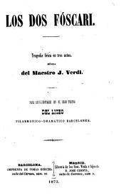 Los dos Fóscari: Tragedia lírica en tres actos