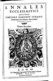 Annales ecclesiastici: Volume 2