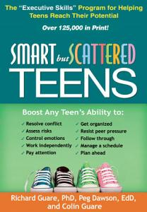 Smart But Scattered Teens Book